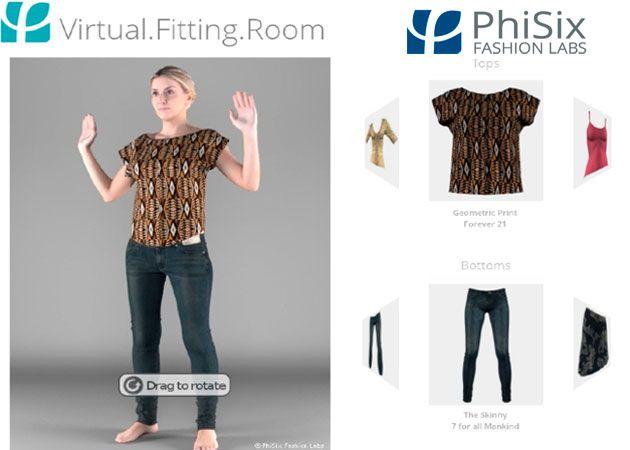 eBay compra PhiSix para que nos probemos ropa de forma virtual