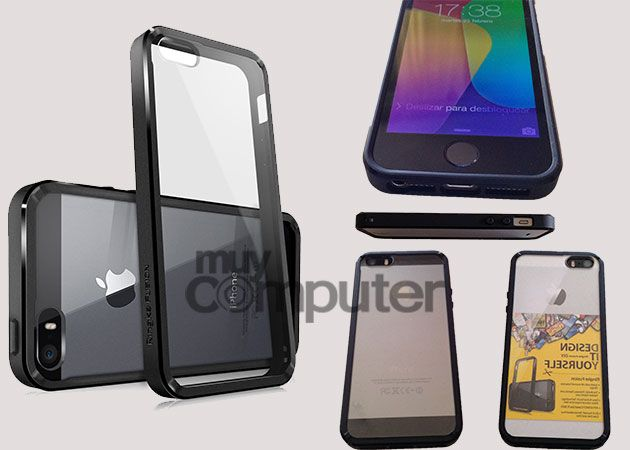 carcasa iphone se original apple