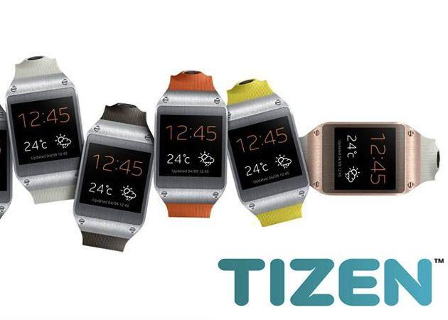 Samsung Galaxy Gear 2 Tizen