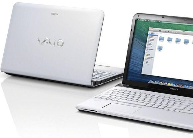 Sony VAIO con OS X