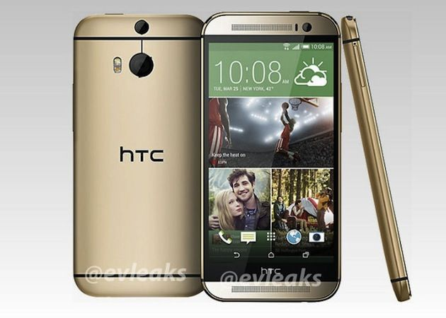 Sucesor del HTC One 2014
