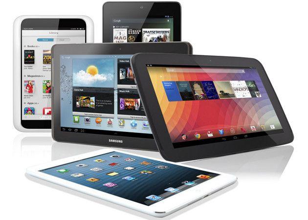 Guía de compra de tablet hasta 499 euros