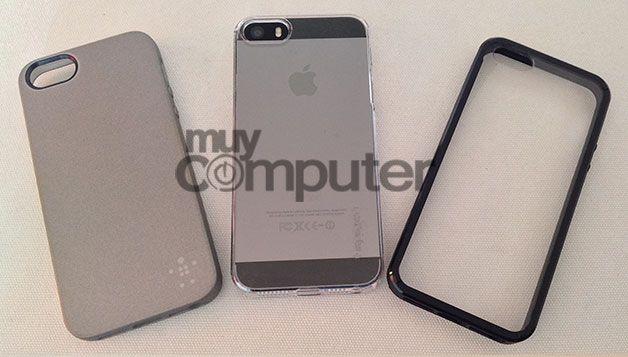 Tres alternativas a la funda oficial de Apple para iPhone 5s