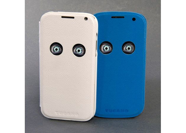 Tucano Eyes Samsung Galaxy