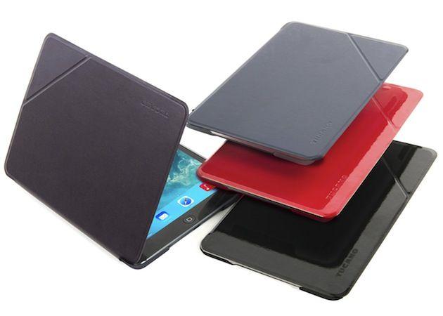Slimmy: nuevas fundas Tucano para iPad Mini