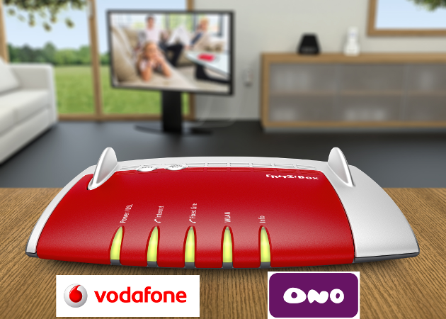 Vodafone comprar Ono