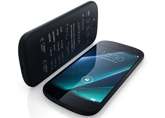 Yotaphone 2, dos pantallas mejor que una y ahora táctiles