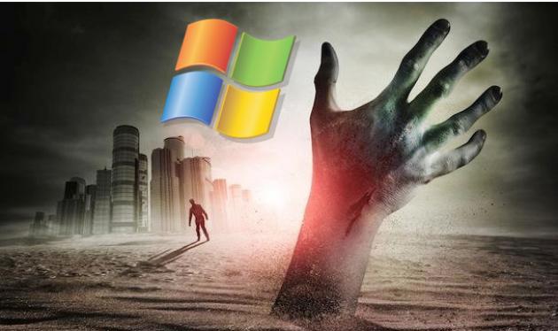 acabar con Windows XP 'o3,1