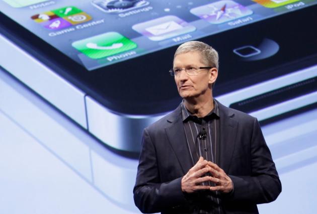 Apple compra acciones propias por valor de 14.000 millones de dólares
