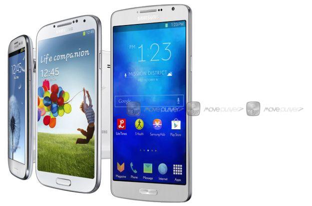 aspecto final del Galaxy S5 mx