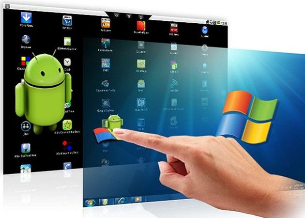 Android 'asalta' Windows con Bluestacks en PCs con chips AMD