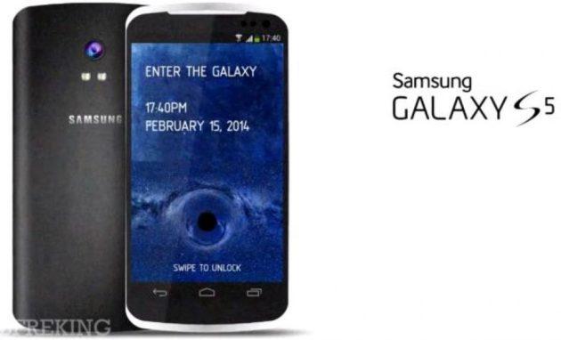 botones físicos en el Galaxy S5 i301mx