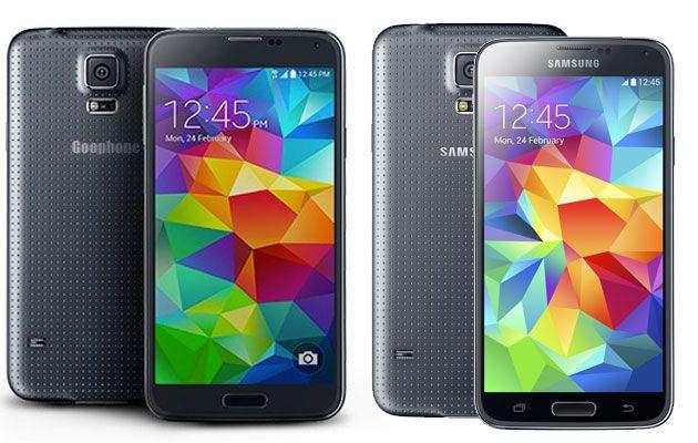clon del Galaxy S5 301mx