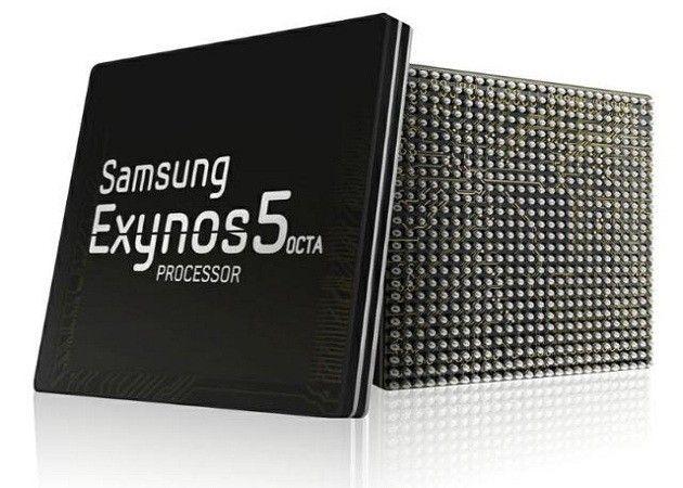 Samsung presenta nuevos SoC Exynos 5422 y 5260