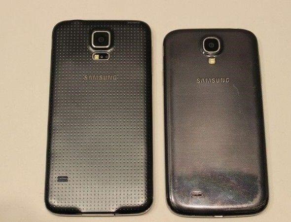 fotos del Galaxy S5 23i01mx