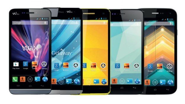 Wiko adelanta cinco nuevos smartphones en el MWC