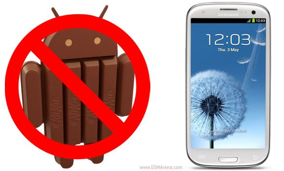 terminales que recibirán Android 4.4 m3x