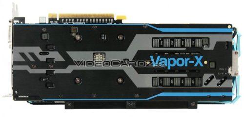 vapor xn2301m placa