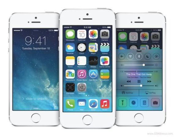 versión final de iOS 7.1 oi3012mxxx