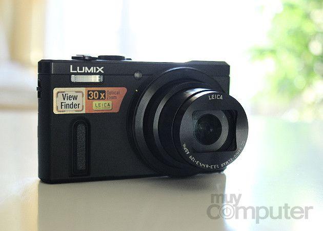 Panasonic Lumix TZ60, análisis