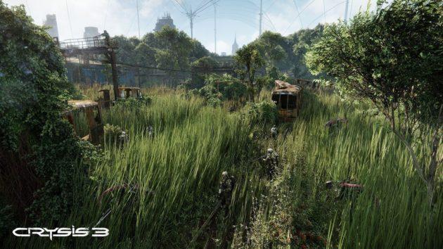 AMD y Crytek 3i120mx