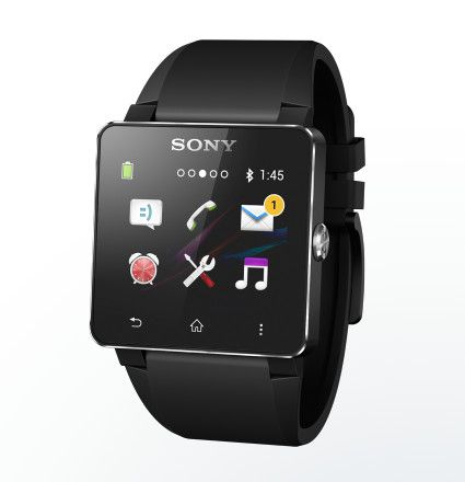 Android Wear Sony
