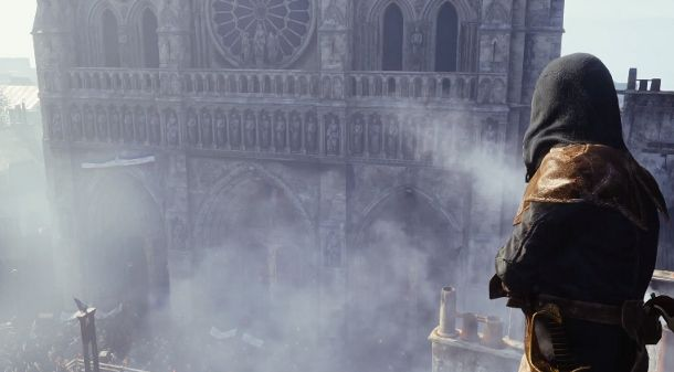 Assassins Creed Unity Revolución Francesa 32mx