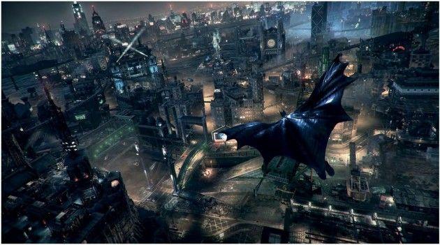 Batman Arkham Knight 31mx