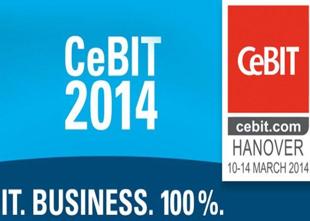 Todo listo para el CeBIT 2014