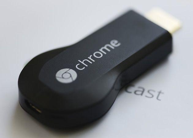 Chromecast llega a Europa