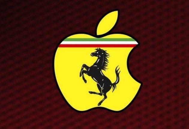 Ferrari, Mercedes y Volvo iOS 03m12x
