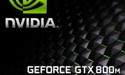 NVIDIA presenta las GTX 800M, detalles y rendimiento 32
