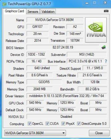 GeForce-GTX-860M-GPUZ