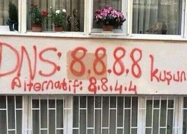 Turquía secuestra Google DNS, más censura