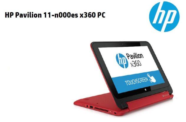 HP completa su nueva gama de híbridos con el HP Pavilion x360