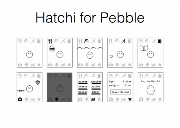 Hatchi Pebble