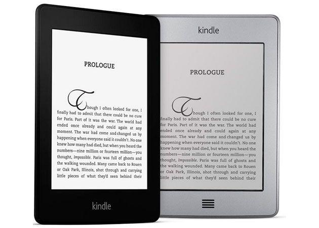 Kindle Paperwhite de primera generación actualización software