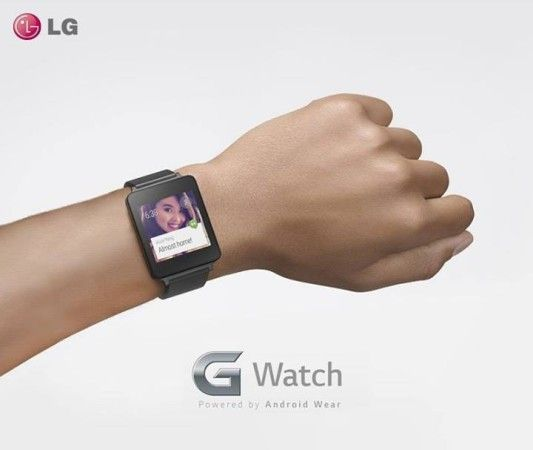 LG G Watch 3120mdx
