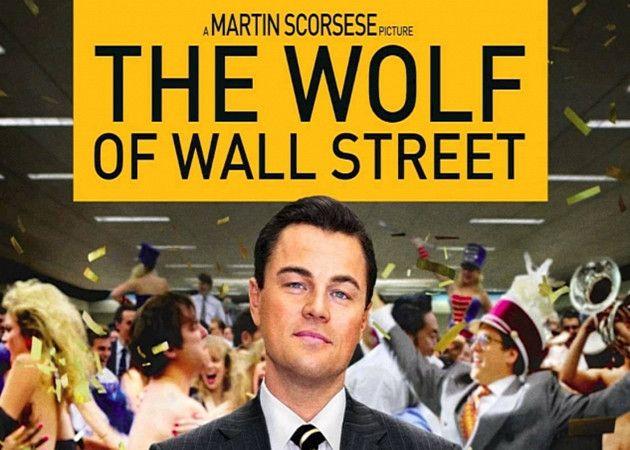 El Lobo de Wall Street es la peli más pirateada