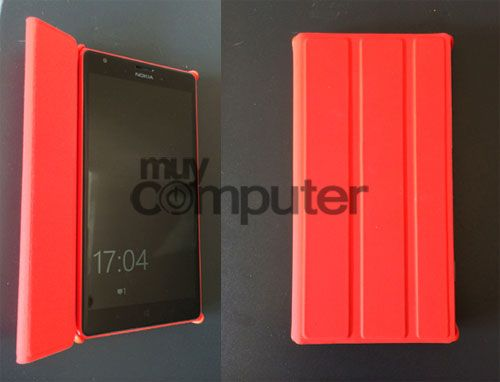 Nokia Lumia 1520 funda