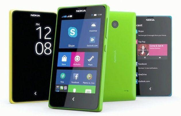 El Nokia X ha registrado un millón de reservas en China