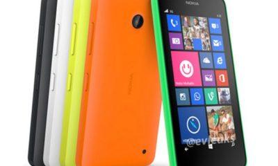 Nokia Lumia 630, en camino 49