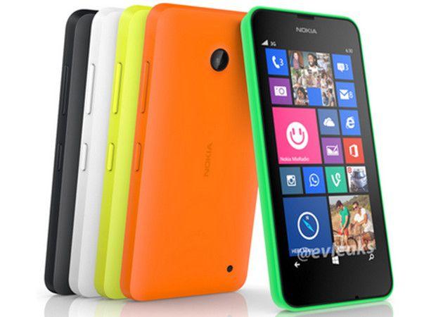 Nokia Lumia 630, en camino 31