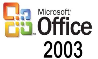 Microsoft recuerda que Office 2003 también 'morirá' el 8 de abril 50