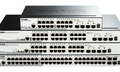 D-Link presenta sus nuevos Switches Smart Pro DGS-1510 64