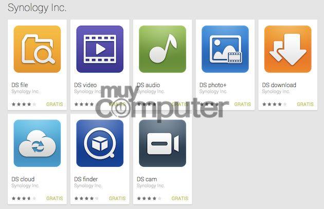 Synology DiskStation Manager 5.0 DSM apps