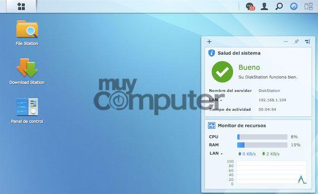 Synology DiskStation Manager 5.0 DSM