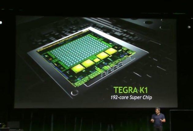 Tegra K1 i023m12x