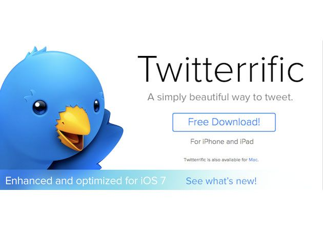 Twitterrific se pasa al modelo freemium