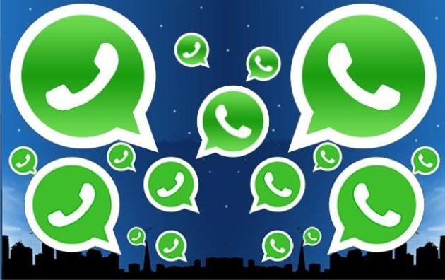 WhatsApp muestra actualización 3i12mx
